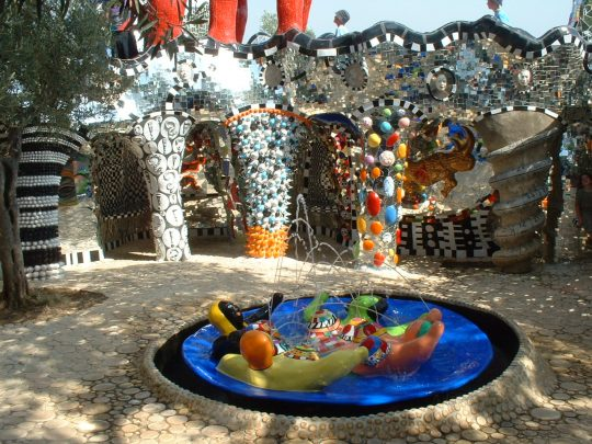 Tarot Garten