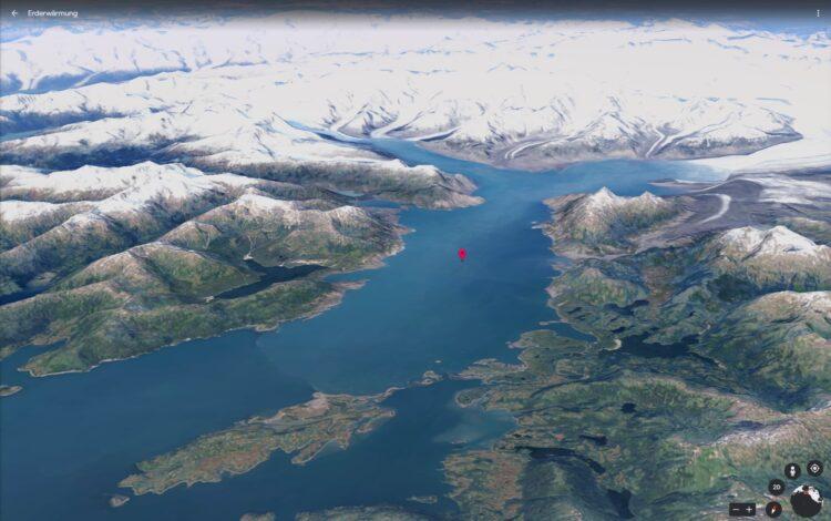 Google Earth Timelaps