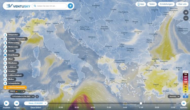 Simulationen für den Geographie-Unterricht